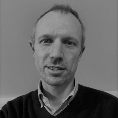 Rob Palmer, clinical lead for Cancer
