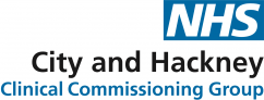 The City and Hackney CCG logo
